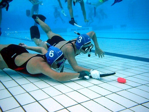 The Basics of Underwater Hockey